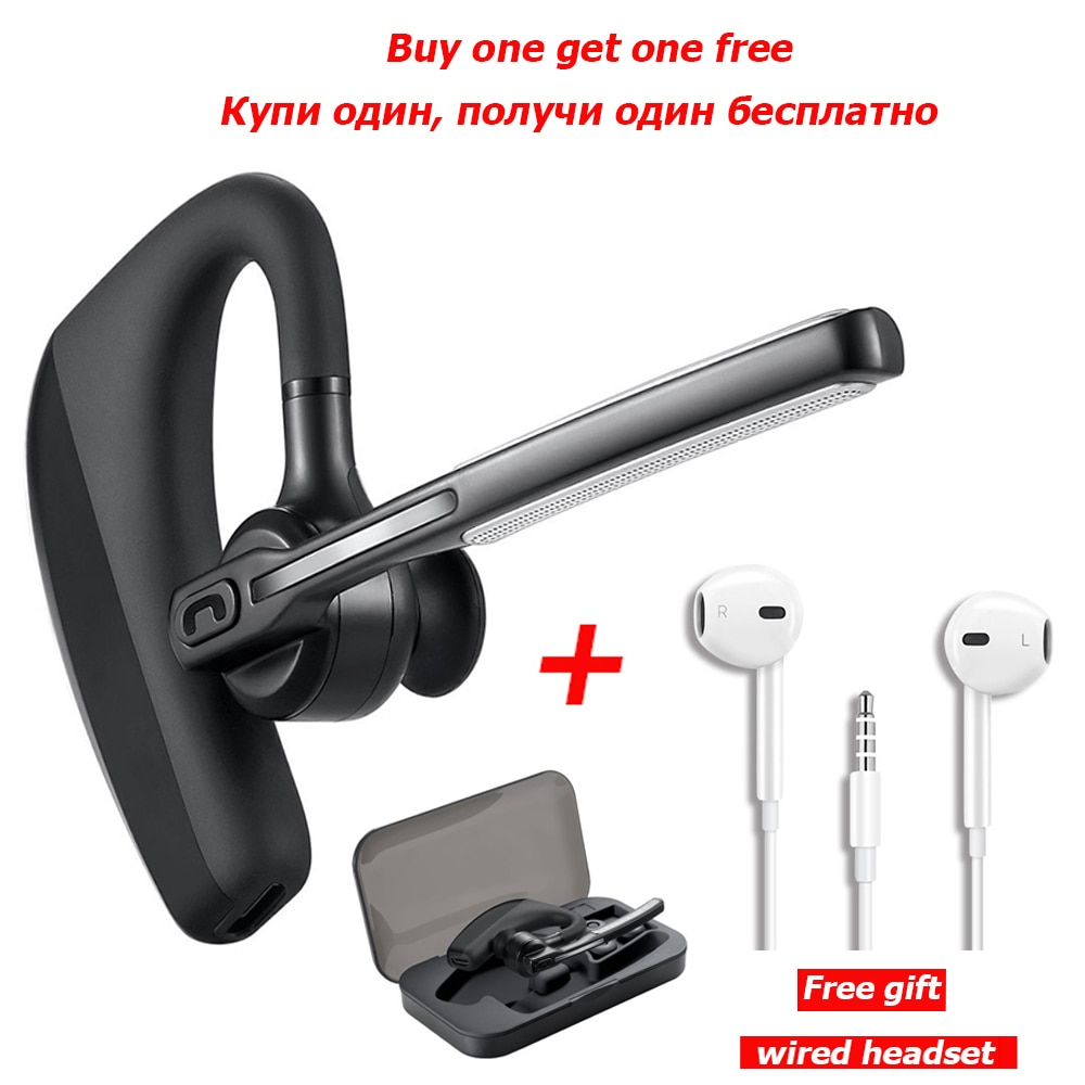 K10 Wireless Business Bluetooth Earphone Stereo 1st Quality 4 Less
